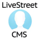 Шаблоны LiveStreet