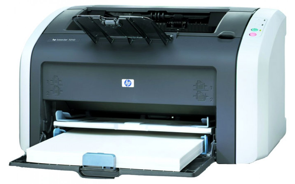 Драйвера принтера HP LaserJet 1010, 1012 и 1015 под Windows